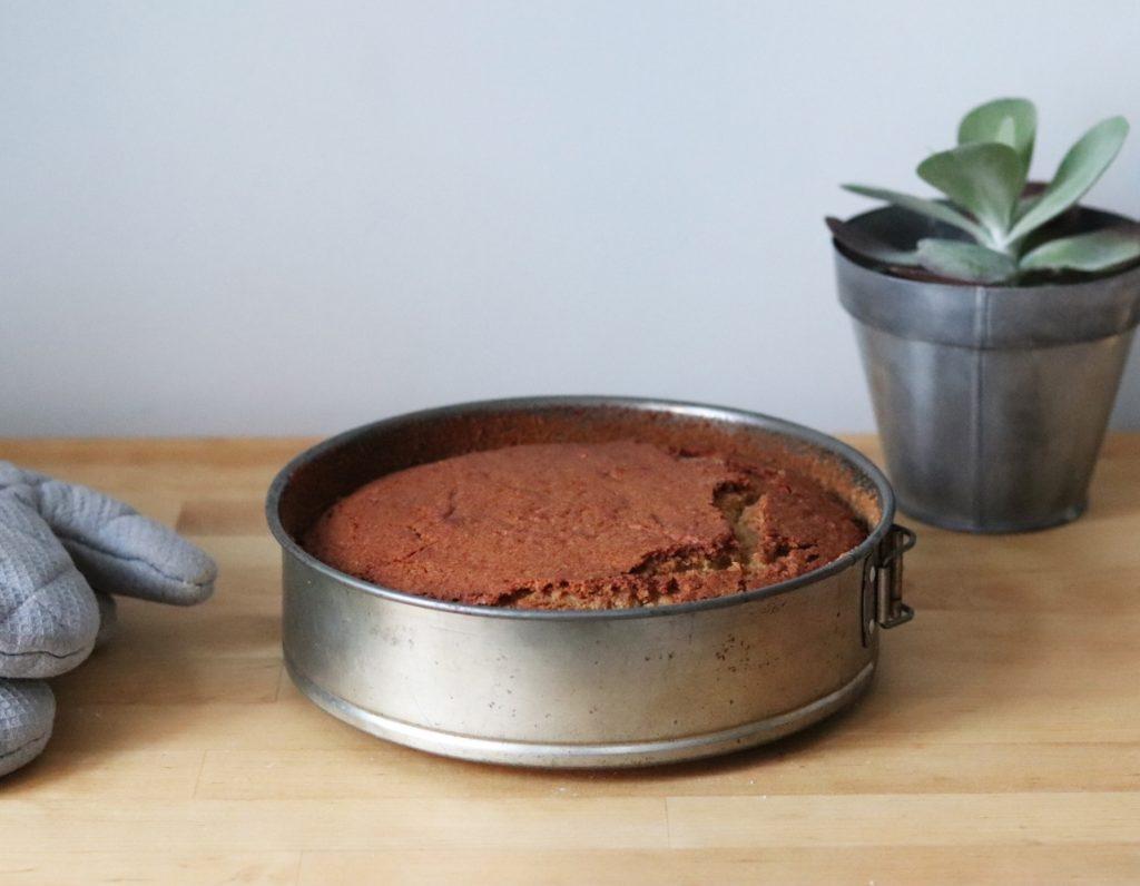 Kuchen abkühlen lassen