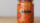 Kimchi-Masse im Schraubdeckelglas abgefüllt