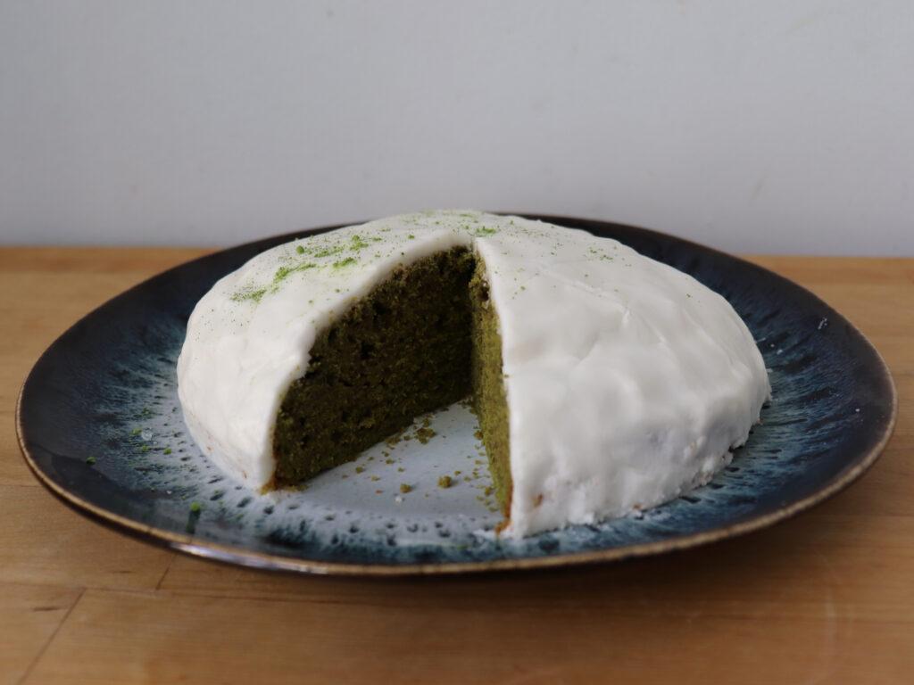 Grüntee Kuchen Matcha